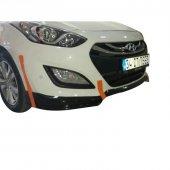 Hyundai İ30 2011 2016 Ön Tampon Ek (Plastik)