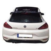 Volkswagen Scirocco 2015 Sonrası R Cup Spoiler (Fi...