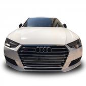 Audi A4 S4 2016 Sonrası Ön Panjur (Plastik)