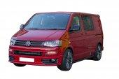 Volkswagen Transporter T5 Makyajsız Ön Tampon Ek (Plastik)