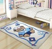 Confetti Çocuk Odası Anaokulu Oyun Halısı Sailor 100x160