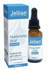 Jellian Hyaluronik Asit Nemlendirici Serum