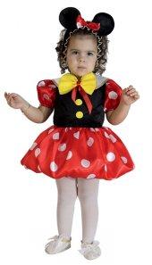 Bebek Minnie Mouse Elbisesi