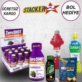 Zeroshot (3000 Mg Karnitin + Plus Sambucus) 12 Şişe X 60 Ml