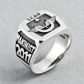 Tcdd (T.c. Devlet Demiryolları) Yüzüğü