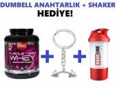 Muscle Need 50% İzole Whey Protein 2270 Gr. Anahtarlık + Shaker Hediyeli