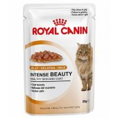 Royal Canin Intense Beauty Jelly Kedi Pouch 85 Gr