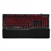 Everest Rampage Kb R88 Siyah Usb Mekanik Hisli Ve Pad Gaming Q Klavye