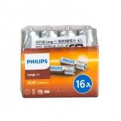 Philips R6l16f 97 Longlife Aa 16 Lı Kalem Pil