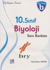 Birey 10. Sınıf Biyoloji Soru Bankası Orta Düzey (...