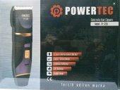 Powertec Tr 3200 Yedek Bataryalı Saç Sakal Tıraş Makinesi