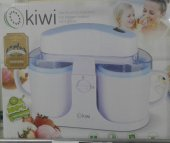 Kiwi Kım 4704 Dondurma Makinası 2 Hazneli Garantili Ürün