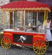 çikolata Satış Arabası