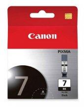 Canon Pgı 7bk Mürekkep Kartuşu Orjinal Siyah 25 Ml