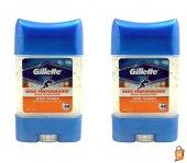 Gillette Antiperspirant Sport Triumph Jel Koltuk Altı 70ml. 2 Adet