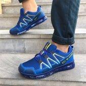 Mjp Saks Renk Spor Ayakkabı