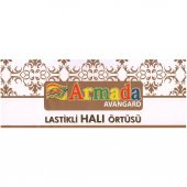Armada Avangard Lastikli Halı Örtüsü