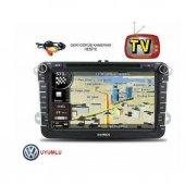 Raymos Wolkswagen Navigasyon Dvd Mp4 Divx Sd Usb