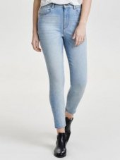 Only Bayan Kot Pantolon 15138622 Power Reg Ankle Skınny Fıt Jeans