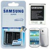 Samsung İ8190 Galaxy S3 Mini Batarya (Garantili)