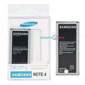 Samsung Galaxy Note 4 Batarya (Eb Bn910bbe)