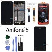 Asus Zenfone 5 Lcd Ekran Dokunmatik (Full Çıtalı)