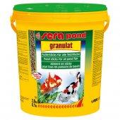 Sera Pond Bio Granulat Havuz Balığı Sticks Yemi 21 L 2,8 Kg