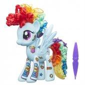 My Little Pony Gökkuşağı Tasarım Seti Rainbow Dash