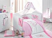 Kidboo Sweet Home Pink Nevresim Takımı 100x140