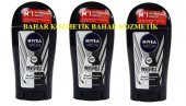 Nivea Stick Black&white Power Erkek 40 Ml 3 Adet