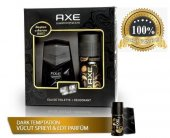 Axe Dark Temptatıon Bay Parfüm Kofre 100 Ml +150 Ml