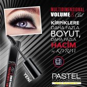 Pastel New Multidimensional Volume Maskara 12 Ml.