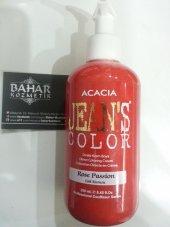 Jeans Color Su Bazlı Amonyaksız Saç Boyası Gül Kurusu 250ml