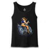 Biker Girl Atlet
