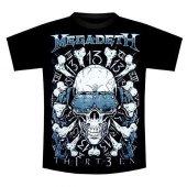 Megadeth Tişört Thirteen