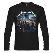 Metallica İstanbul Uzun Kol