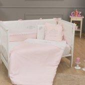 Funna Baby 5102 Princess Uyku Seti 8 Parça 70x130 Cm