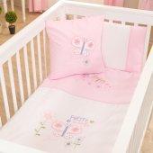 Funna Baby 5503 Pretty Nevresim Takımı 4 Parça