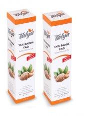 2 Kutu Talya Tatlı Badem Yağı 250 Ml. Soğuk Press ...