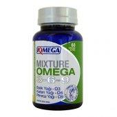 ıqmega Mixture Omega 3 6 9 Balık Yağı 60 Softjel