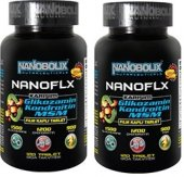 2 Kutu Nanobolix Glukozamin Kondroitin Msm 120 Tablet
