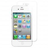 Iphone 4 4s Temperli Kırılmaz Cam Ekran Koruyucu