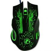 Worth Vc X9 Gaming Mouse 2400 Dpı Işıklı Kablolu Oyuncu Mouse