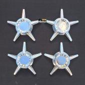 5li Yıldız Jant Kapağı Fırfırı (4 Adet)