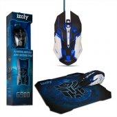 Izoly G900 Oyuncu Mouse Ve Mouse Pad