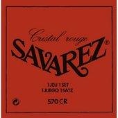 Savarez 570cr Crystal Rouge Klasik Gitar Teli