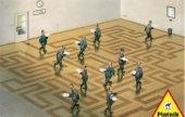Piatnik 1000 Parça Puzzle Rutin Memurlar