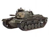 Revell 03206 1 35 M48 A2 A2c Tank Model Kit