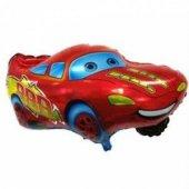 1 Adet Cars Arabalar Folyo Şekilli Uçan Balon 65cm X 50cm Parti M