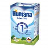 Humana 1 Devam Sütü 600 Gr